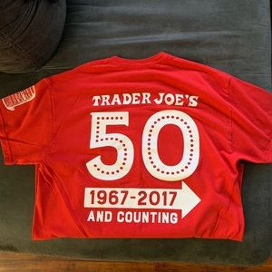 Other - EUC Special Edition 50 YR Trader Joe's Tee Shirt